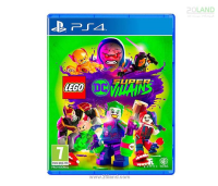 بازی LEGO DC Super-Villains - پلی استیشن 4