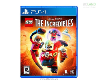 بازی LEGO The Incredibles - PS4