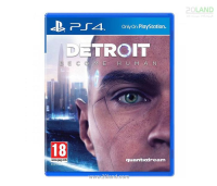 بازی Detroit Become Human مخصوص PS4