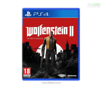 بازی Wolfenstein 2 The New Colossus کنسول PS4
