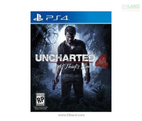 بازی Uncharted 4 A Thief''s End مناسب برای PS4
