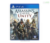 بازی Assassin's Creed Unity مخصوص PS4
