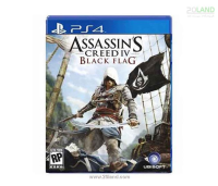 بازی Assassins Creed IV Black Flag مخصوص PS4