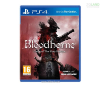 بازی Bloodborne Game of The Year Edition برای PS4