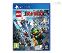بازی LEGO Ninjago Movie Game - پلی استیشن 4