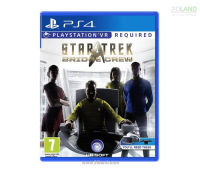 بازی Star Trek Bridge Crew - R2 - PS4 - VRبرای PS4