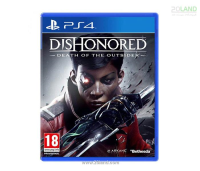 بازی Dishonored Death of the Outsider برای PS4