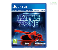 بازی Battle Zone VR برای PS4