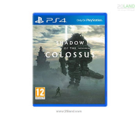 بازي Shadow of the Colossus مخصوص PS4